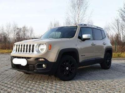 usado Jeep Renegade 2.0Mjt Limited 4x4 AD 103kW