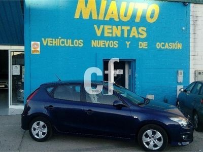 usado Hyundai i30 1.6 Crdi 110cv City 5p. -12