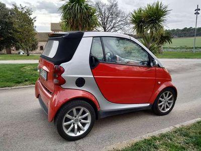 usado Smart ForTwo Cabrio CDI Passion Aut.