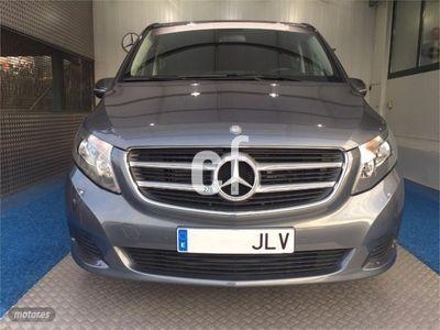 usado Mercedes V220 Clased Avantgarde Largo