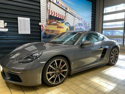 usado Porsche 718 Cayman S PDK - Sport Chrono - nacional
