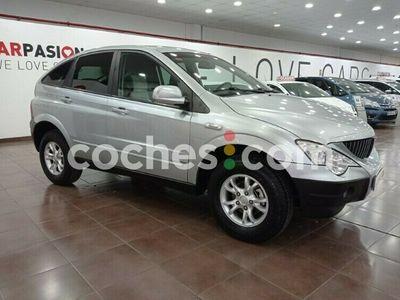 usado Ssangyong Actyon 200xdi Limited 141 cv en Madrid
