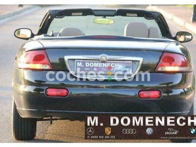 usado Chrysler Sebring 2.4 Aut. 143 cv en Malaga