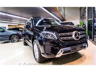 usado Mercedes GLS350 d 4M | Piel | Techo | Cámara 360º | LED | 479 €