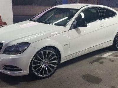 usado Mercedes C250 Coupé CDI BE