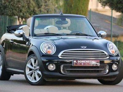 usado Mini Cooper Cabriolet Aut.