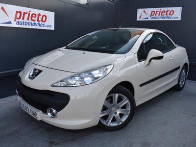 usado Peugeot 207 CC 1.6 VTi 120cv