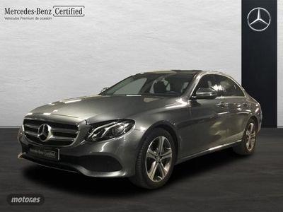 brugt Mercedes E220 Clase E9G-Tronic 194