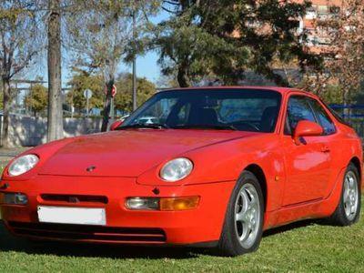 usado Porsche 968 Asientos de piel, lavafaros, aire acondicionado,