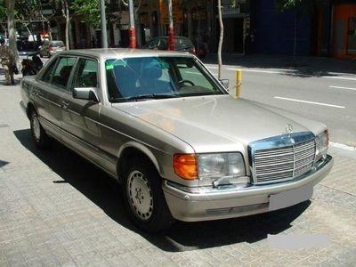 usado Mercedes 500 SEL full equip estado impecable.6 m gtia.
