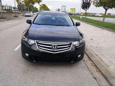 usado Honda Accord Tourer 2.2i-DTEC Luxury Aut.