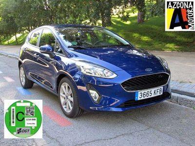 usado Ford Fiesta 1.0 EcoBoost S/S Trend+ 100