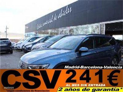 usado VW Passat Variant TDI 120CV **236€/MES SIN ENTRADA**