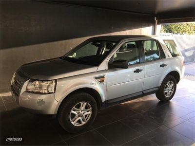 usado Land Rover Freelander 2.2 Td4 E StopStart 150cv