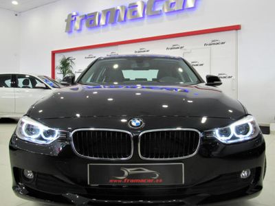 usado BMW 320 D 184CV, CUERO, TECHO, NAV, IMPECABLE!!!