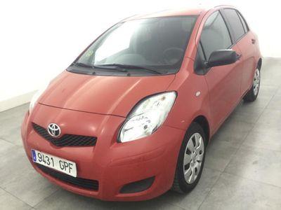 gebraucht Toyota Yaris 1.4D-4D Active