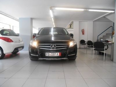 usado Mercedes R350 ClaseBluetec 4m
