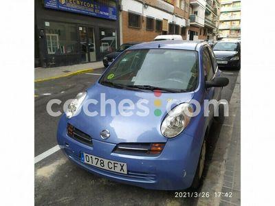 usado Nissan Micra 1.2 Tekna 80 cv en Madrid