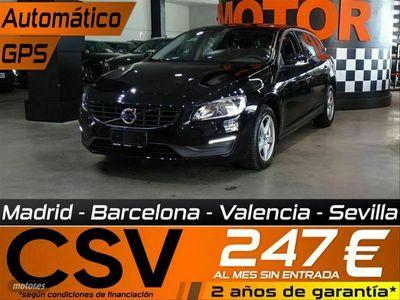 usado Volvo V60 D2 Momentum Aut. 120