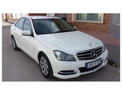 usado Mercedes C220 CDI BE Avantgarde 7G