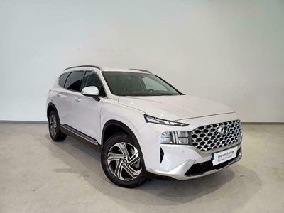 usado Hyundai Santa Fe 2.2 CRDI MAXX DCT 4X2