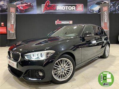 usado BMW 118 D PAQUETE M - DIRECTAMENTE DE
