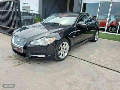 usado Jaguar XF 3.0 V6 Diesel Premium Luxury 211cv