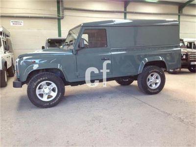 usado Land Rover Defender 110 Techo Duro Comercial E 90kW (122CV)