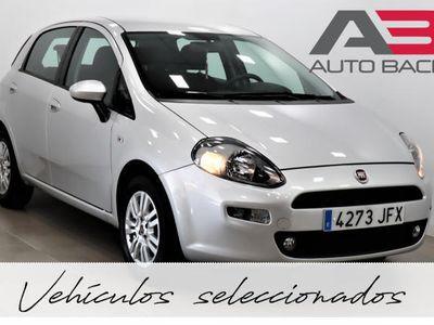 gebraucht Fiat Punto 1.3Mjt Easy E5