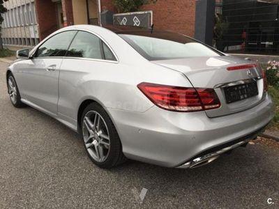 usado Mercedes E350 Clase E CoupeCdi Blue Efficiency Elegance 2p. -13