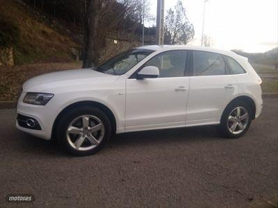 usado Audi Q5 2.0 TDI clean d 190CV quattro S line ed
