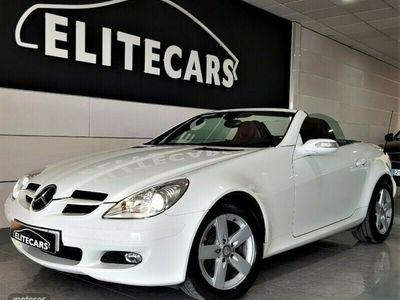 usado Mercedes SLK280 SLKSport Limited