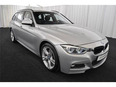 usado BMW 318 dA Touring PAQ M/NAV-PROF/LED/HEADUP/CAMARA/CUERO