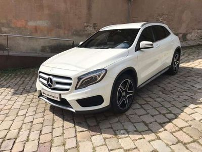 usado Mercedes GLA220 ClaseAMG Line 4Matic 7G-DCT