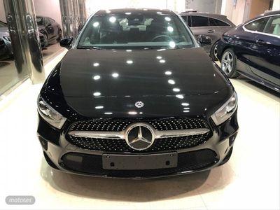 usado Mercedes A180 Clase Ad