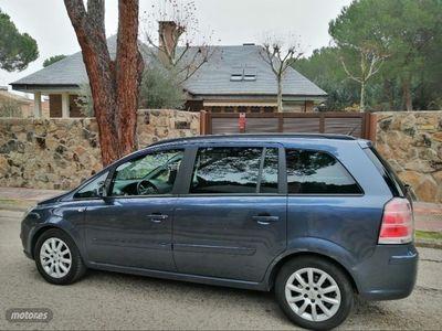 usado Opel Zafira Enjoy 1.8 16v