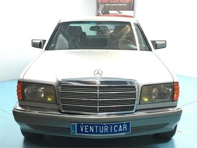 usado Mercedes 260 300se 4p. -87