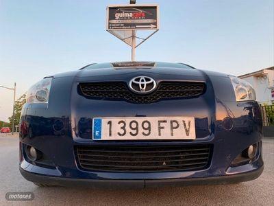 usado Toyota Auris 2.0 D4D Luna