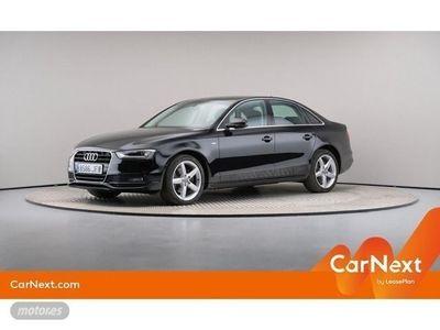 usado Audi A4 2.0 TDI clean die 190CV multit S line ed