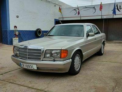 usado Mercedes 420 W126 1989