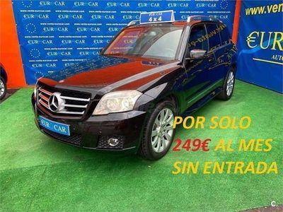 usado Mercedes GLK350 CDI4M Aut.