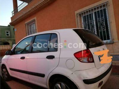 usado Hyundai Getz 1.1 63 cv en Almeria