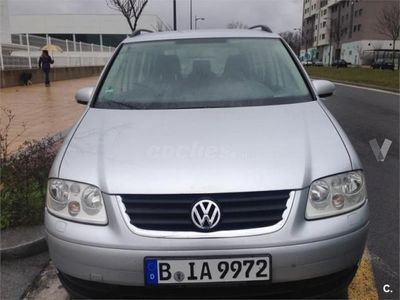 usado VW Touran 2.0 Tdi Advance 5p. -04