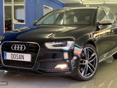 usado Audi A4 Avant 3.0 TDI 204cv S line edition