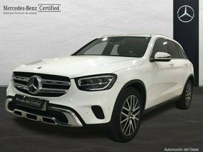 usado Mercedes 200 GLC4Matic (EURO 6d)