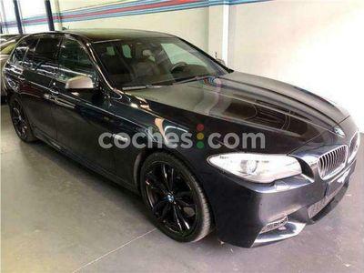 usado BMW M550 Serie 5 da Touring Xdrive 381 cv en Zaragoza