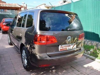 usado VW Touran 2.0TDI Advance DSG levas,TECHO, PDC, PARK ASSIST