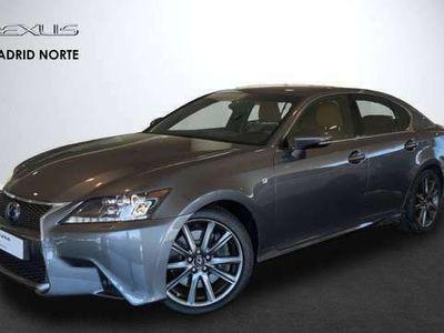 usado Lexus GS450H F Sport. 399€/mes