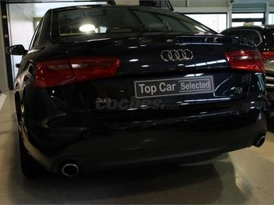 usado Audi A6 3.0 Tdi 204cv Quattro S Tronic 4p. -13
