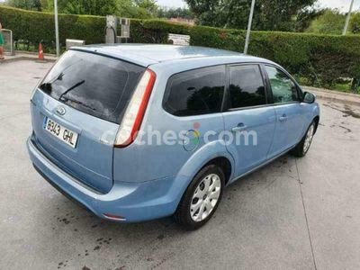 usado Ford Focus S.br.2.0tdci Trend Powershift 136 cv en Vizcaya